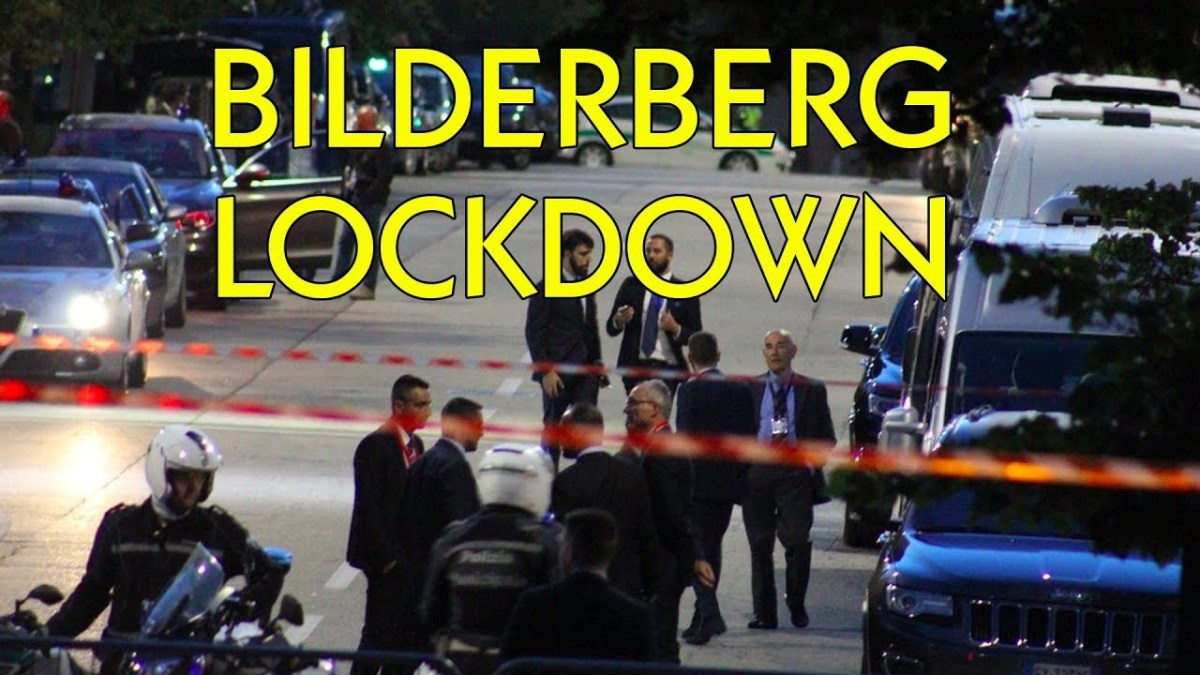 Something Big Is In The Works, Bilderberg 2018 DECODED